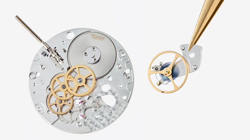 NOMOS Glashütte can now do something that almost no other company can—produce its own escapement.