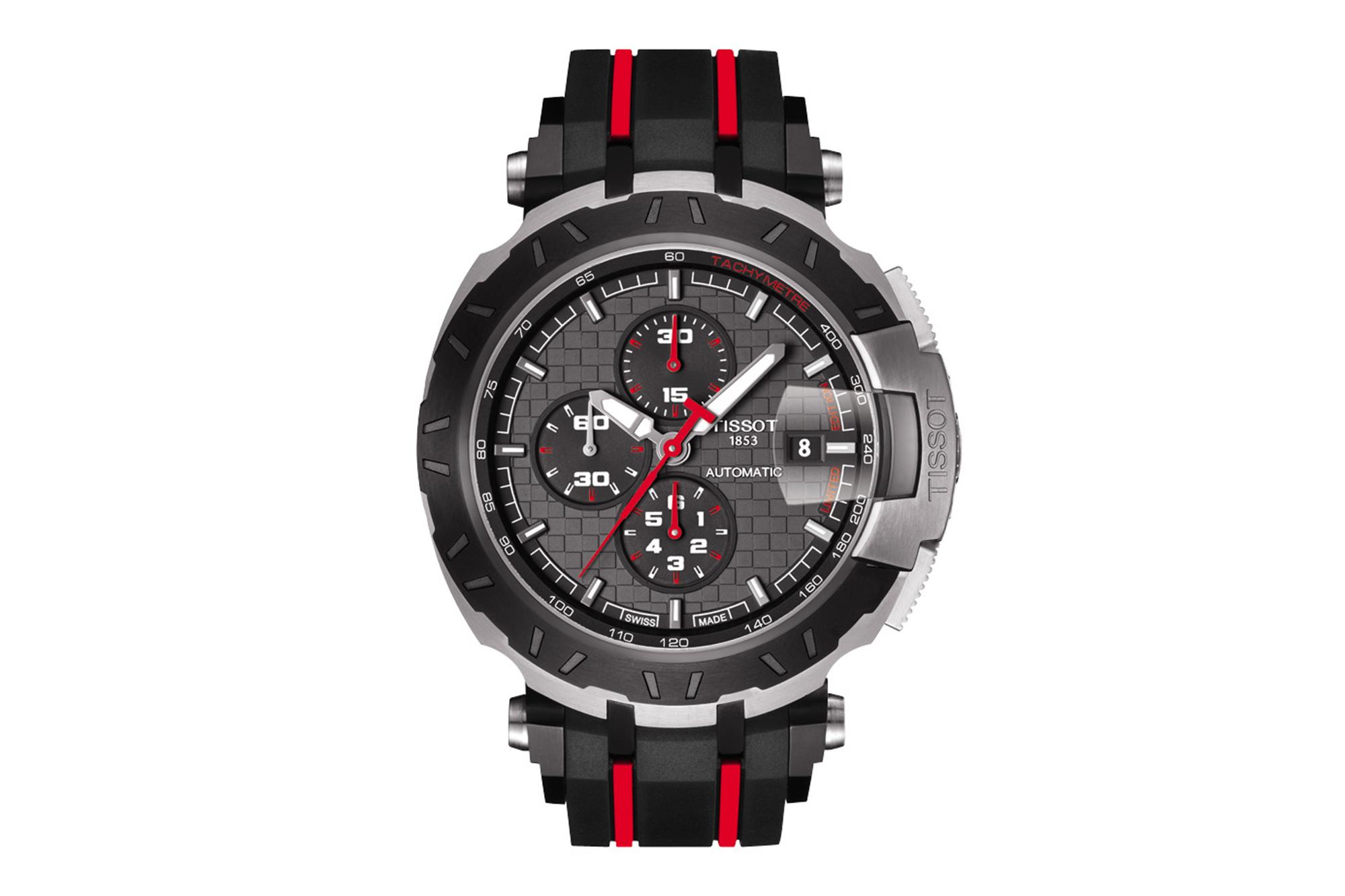 Tissot Watch Trace Motogp | Car Interior Design